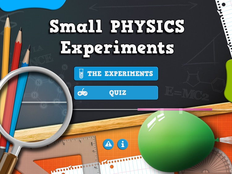 Small Physics Experiments HD - Physics Experiments for kids