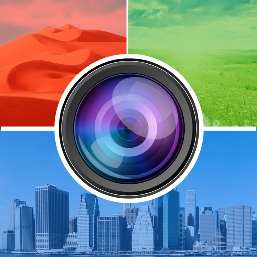 Photo Collage Maker Pro - Picture Grid, Filters, Editor, Resizer, Borders, & Stitch