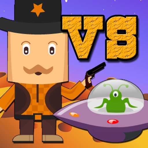 Aliens vs Cowboys