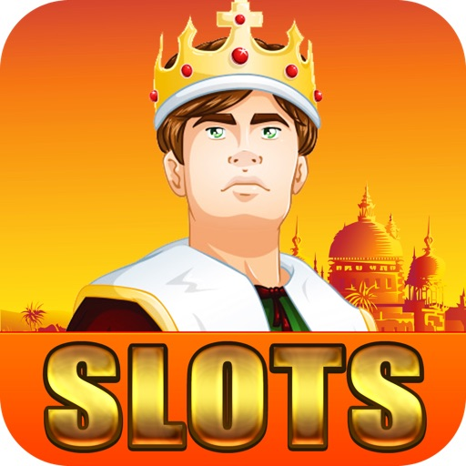 Kingdom Slots Pro - Kings Gold Treasure Casino