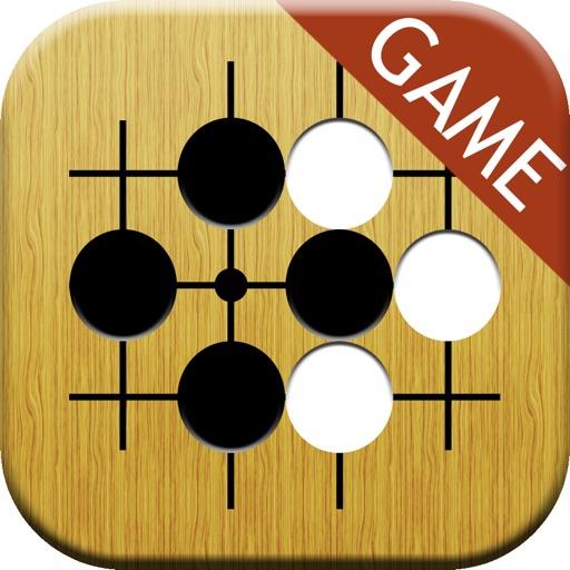 リアル碁盤 - 対戦