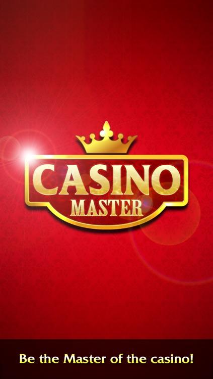Casino Master - Slots BlackJack Roulette Poker screenshot-4