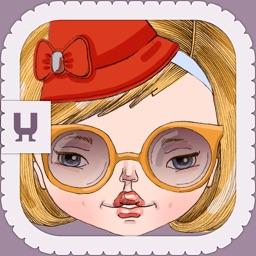 Mini-U: Boutique. Classic old-school dress up game for children