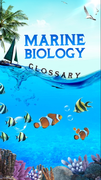 Marine Biology Glossary screenshot-0