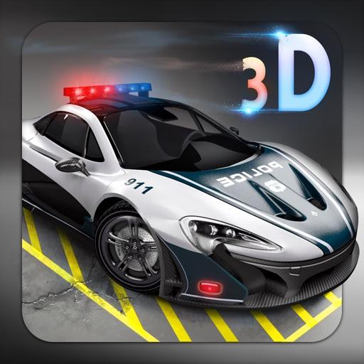 Skill 3D Parking - Police Station