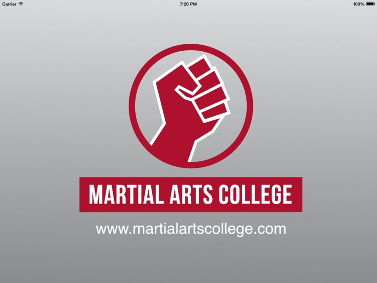 Martial Arts College: Video Lessons for iPad screenshot-0