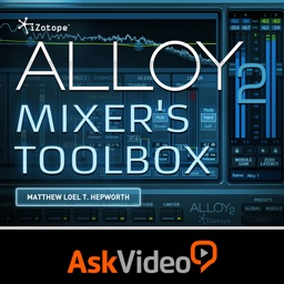 Course For iZotope Alloy 2 Mixer's Toolbox