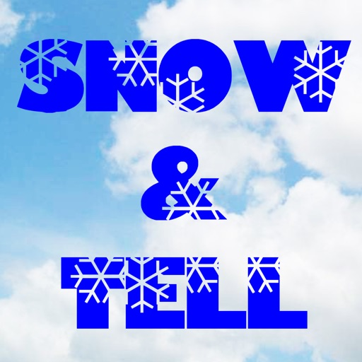 SNOW & TELL! Create Talking Animated Greeting Cards