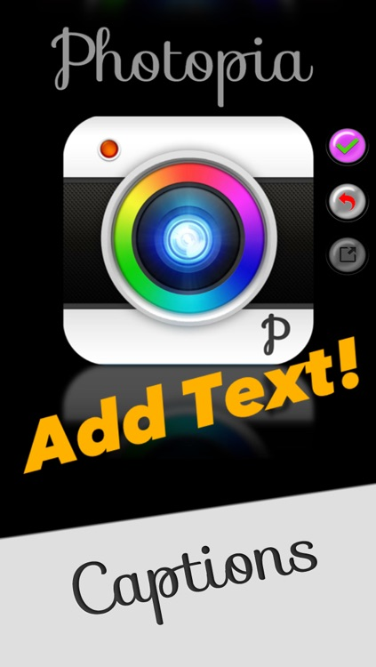 Photopia - Free Camera and Photo Editing Tools screenshot-2