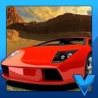 3D Parking lot King - Car park icon