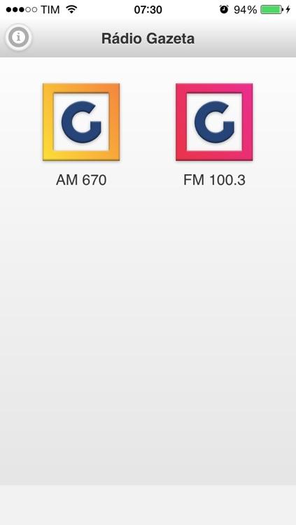 Rádio Gazeta 670 AM | FM 100.3 | Rio Grande do Sul | Brasil