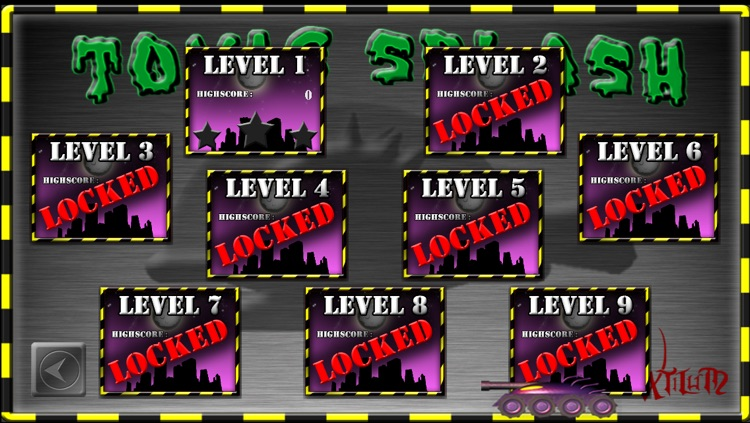 Toxic Splash screenshot-4