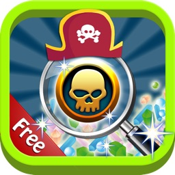 Pirate's Treasure - Hidden Objects For Free