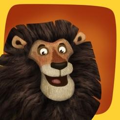 Африка - Приключения животных для детей