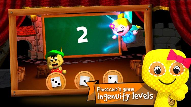 Pinocchio by the Bean Bag Kids® screenshot-3