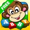ABBY MONKEY 7+2 First Words Preschool Free - iPhoneアプリ
