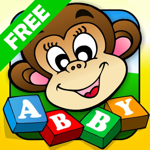 ABBY MONKEY 7+2 First Words Preschool Free