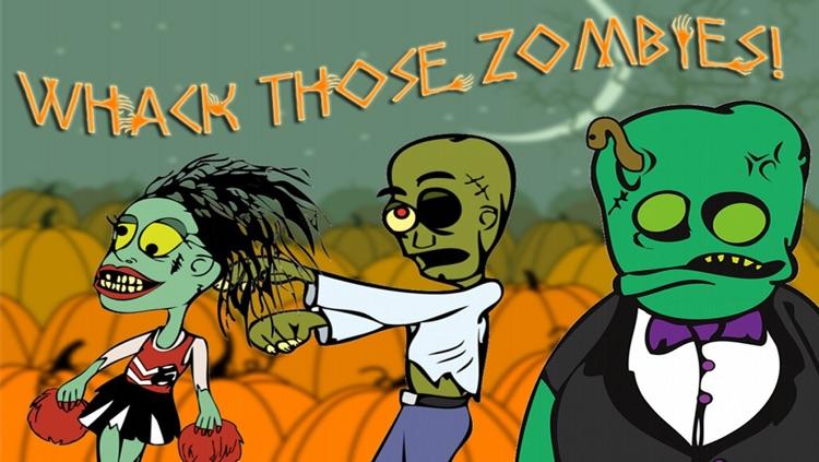 Zombie Halloween, Pumpkin Patch Fun Games