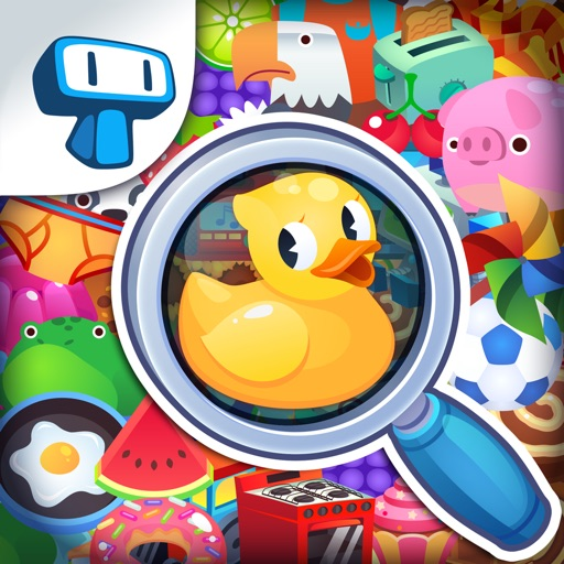 Lost & Found - Seek and Find Hidden Objects Puzzle Game
