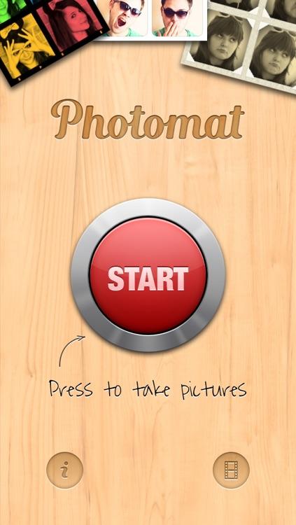 Photomat – your pocket photobooth screenshot-4