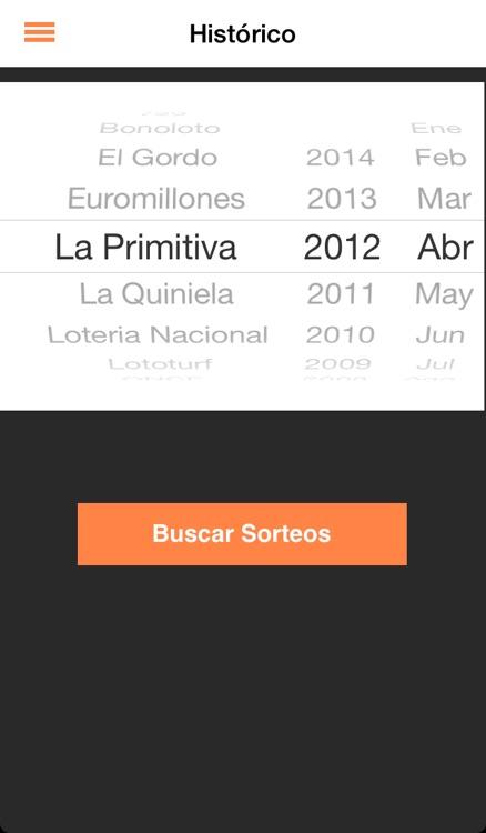 Lotería , Sorteos y Cupón ONCE con scanner para códigos de barras. Lotería Navidad - iLoterias screenshot-3