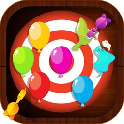 Tap Scary Darts – Don't let the Balloon Pop!- Free