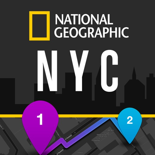 New York Guide by National Geographic
