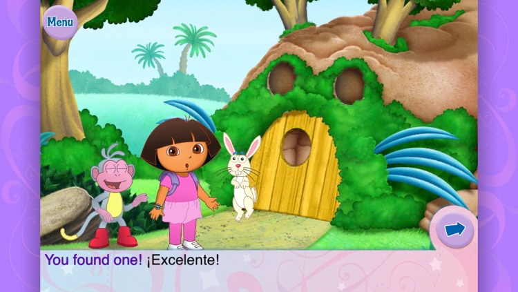 Dora's Ballet Adventure screenshot-1
