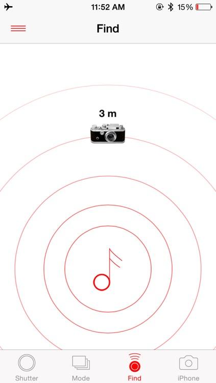 MaxStone - Camera Remote screenshot-3