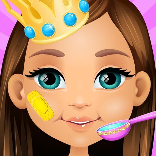 Princess Play Doctor & Dress Up iOS App