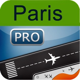 Paris Charles de Gaulle Airport + Flight Tracker HD