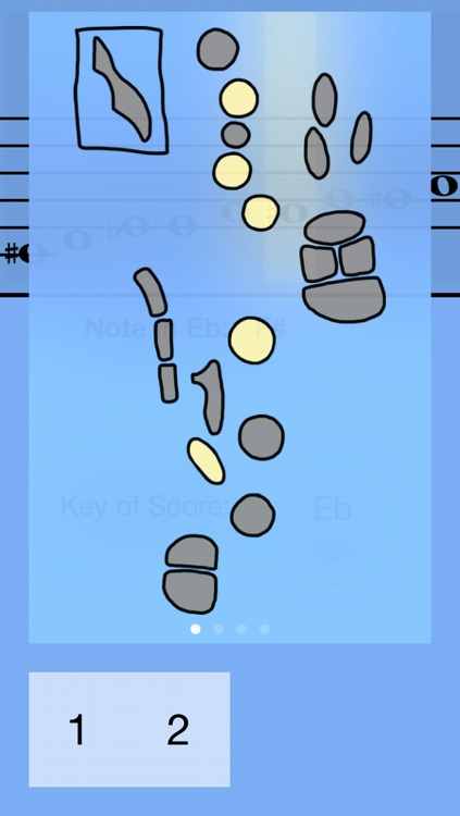 Alto Saxophone Fingering Guide