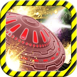 Space Command Battleship - Can you escape the monster asteroid blitz ?