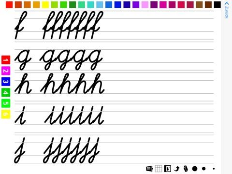 Скачать игру Написать курсивом: ЖЖ писать и буквы алфавита к школе