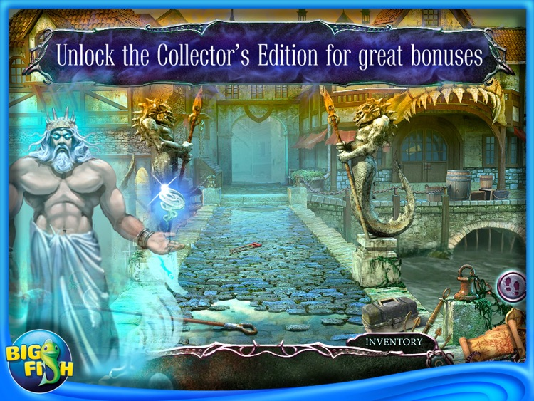 Mystery of the Ancients: Curse of the Black Water HD - A Hidden Object Adventure (Full) screenshot-3