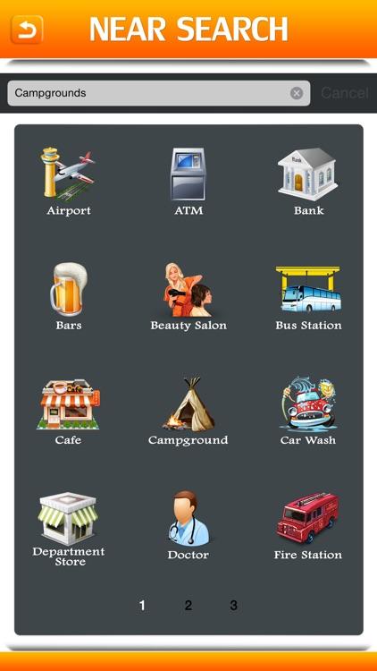North America Camping Guide screenshot-3