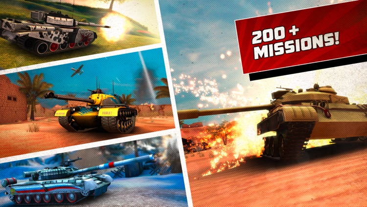 Boom! Tanks screenshot-1