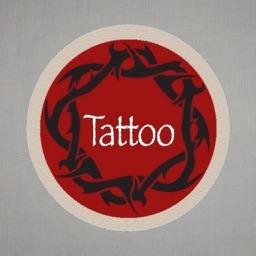 Tattoo Booth - Skull Tribal Animal & Text Tattoos