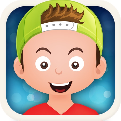 Cute kids shower icon