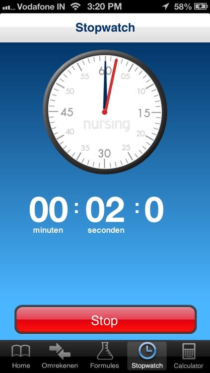 Nursing Calculator screenshot-3