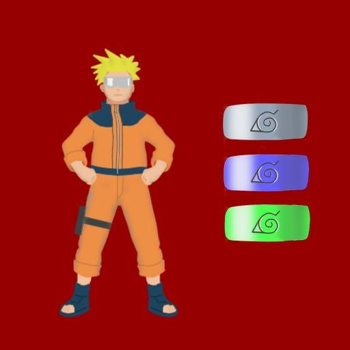 Escape Games for Naruto
