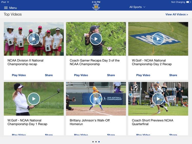 Rollins College Athletics for iPad 2015