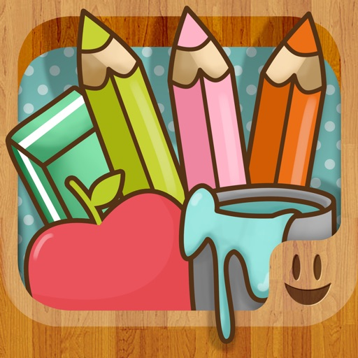 Paintlab - Coloring books for all ages