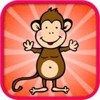 Find an animal: free educational game for kids - have fun and learn languages, HD icon
