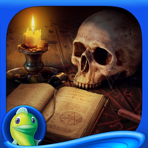 Cursed Fates: The Headless Horseman - A Hidden Objects Adventure icon