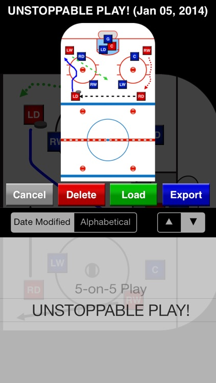 Hockey Strategy Tool screenshot-2