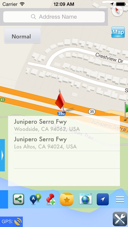 Cool Map Pro for Google's Map screenshot-4