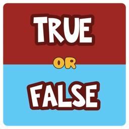True or False quiz challenge