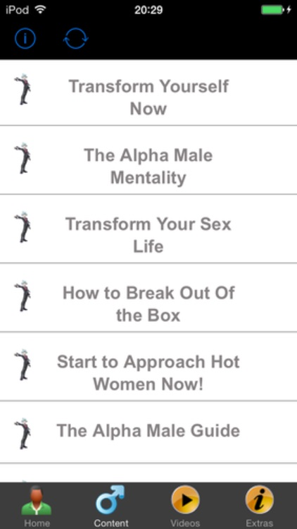 Alpha Male Traits and Transformation - Attract Girls Like a Rock Star