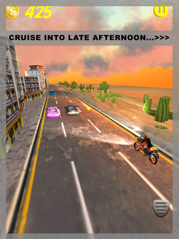 Motorcycle Desert Race Track: Best Super Fun 3D Simulator